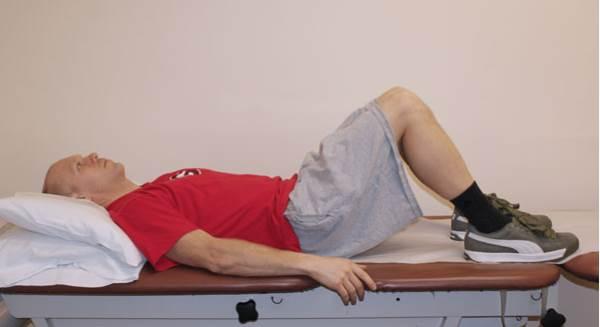 Contracción abdominal